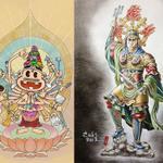 レレレのおじさんが千手観音に!両国・回向院で「漫画家による仏の世界展」ゴルゴ13も登場 http://t.co/Mxkr8p3gij http://t.co/gyUM8ewqLI