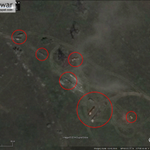 Satellite images proof a Russian Uragan/Tornado team is active in #Donetsk #Ukraine http://t.co/QrSeIodugN http://t.co/DUACjEu47n