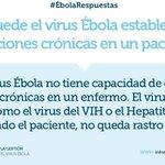 RT @Info_Ebola_Es: ¿Puede el virus Ébola establecer infecciones crónicas en un paciente? #ÉbolaRespuestas http://t.co/0aXFerl10P