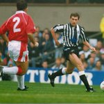 Happy 55th birthday to early 90s #nufc midfielder Kevin Sheedy. More @EveningChron nostalgia http://t.co/LjvdNyDVBk http://t.co/iQAmnQwMod