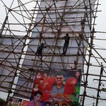 nagercoil,rajas Theater :) #Kaththi :) http://t.co/5c2yDidV7X