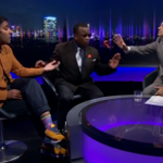 Ukips Winston Mckenzie defends the UKIP Calypso in the most bizarre Newsnight debate ever http://t.co/cIXKmJ7ngB http://t.co/Qyyx3hrBdd