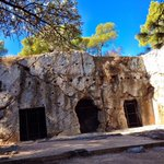"""Discover it at Filopappou Hill in #Athens """"@hoomygumb: The prison of Socrates... #TBEXathens #TBEX http://t.co/6eRfy3nhDb"""""""