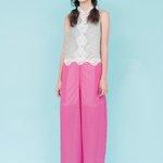 RT @fashionsnap: 「dearie dada(ダーリーダダ)」の2015春夏コレクション公開 http://t.co/zq49e9iRV6 http://t.co/9NpHmq1nch