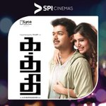 Its here! #Kaththi bookings opening at 2:00 PM at all cinemas! Book your tickets now! http://t.co/7S58oqMej8 http://t.co/X68tjTD3bz
