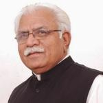 Shri Manohar Lal Khattar has been elected as Leader of BJP Legislature Party. #news http://t.co/t46WilHOIB