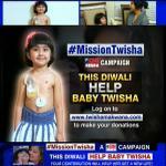 RT @ibnlive: Find out all about CNN-IBN @ibncjs #MissionTwisha here: http://t.co/JlJHI8q8O6 @missiontwisha http://t.co/fM25MjfkjV