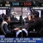 RT @BFMTV: VIDEO - #LeagueOfLegends : un jeu vidéo devenu un véritable sport de haut niveau http://t.co/VDgOnrTofu http://t.co/OQ7NI2SN1s