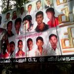 Massive Banner in #Cuddalore Theater :) #Kaththi :) http://t.co/DlMzwTinU1