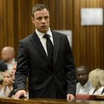 #OscarPistorius is sentenced to five years in prison for killing Reeva Steenkamp http://t.co/1ohQgDMhJE http://t.co/9TBmhJiZUS