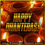 Wishing you all a very Happy and Prosperous Dhanteras! http://t.co/gARldyWPob