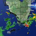 SOGGY START across portions of S.FL Watch @CBSMiami for your forecast. Grab your umbrellas! @MiamiHerald @CBS4Weather http://t.co/xkvTFUpmiB