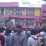 RT @DineshUpdates: #Kaththi- Chrompet Vettri flooded by fans. http://t.co/cTs5p89i4B
