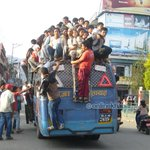 चाडबाडमा यसकारण बढ्छ सवारी दुर्घटना #accident #passenger #overloaded #tihar http://t.co/vf6uXjv8f6