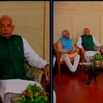 RT @ANI_news: Chandigarh: ML Khattar at Governors residence http://t.co/qeTmd4oKEQ