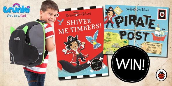 For the chance to #WIN @Trunki BoostApak & Skullabones books, RT by 4pm this Thursday, 23.10.14. #halfterm treat! http://t.co/vX6GmJz0YE