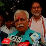 #Oath ceremony of Manohar Lal Khattar as #Haryana CM will be held at Tau Devi Lal Stadium, #Panchkula on 26th Oct http://t.co/9cylQuM2Pd