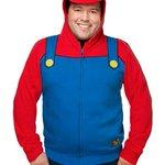 モデルのせい……? 帽子もオーバーオールも必要なし? パーカー1枚でマリオになれる「スーパーマリオパーカー」がコレジャナイ - ねとらぼ http://t.co/DZIGsx72TT @itm_nlabさんから http://t.co/963hkxev4t