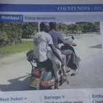 Meanwhile on the County News Roundup.... @dailynation http://t.co/wRCOleFEAT