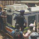 EARLIER! @POWER987News: #OscarPistorius leaves to start his sentence. http://t.co/Hc0jG8Sglx