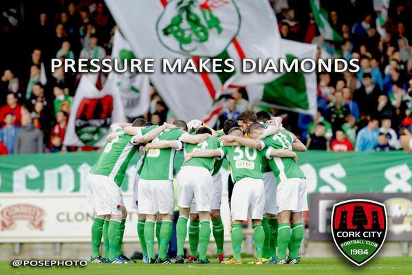 What pressure!? @CCFC30YEARS @CorkCityFC @BigRedBench @CorkEveningEcho @CorkyTheCheetah @Corks96FM @LoveCork @Corktod http://t.co/G4WKgoIXls