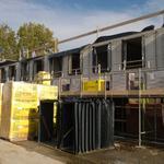 13 eengezins huurwoningen @Berlagehof #Groningen beginnen vorm te krijgen. Subtiele details. Binnenkort in de verhuur http://t.co/JZW8x53bs8