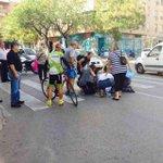 RT @diariolaopinion: Herida una mujer arrollada por un ciclista en un paso de cebra sin semáforo, en #Murcia: http://t.co/IB4q2tXamA http://t.co/b3jpwu8LcE