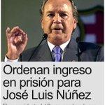 RT @ecorepublicano: Ordenan ingreso en prisión para el ex presidente del Barça José Luis Núñez, por sobornar a inspectores de Hacienda. http://t.co/107ET4csg5