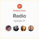 RT @rrhoover: New @ProductHunt Radio w/ @firstrounds @camillericketts & @robhayes w/ @eriktorenberg http://t.co/0us67vP4H6 http://t.co/BUy9PJZ7pv