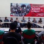 RT @SindicaEstudian: El comité de huelga del @SindicaEstudian de Madrid hace balance del 1er día de huelga y prepara las manifestaciones http://t.co/YcmdjaoUoI