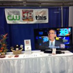 Come visit WQOW News 18 at the Business Expo at the Eau Claire Indoor Sports Center today!! http://t.co/sH9fdIBopb