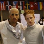 After #SanFranWorldCup, @Race_Imboden says his team is still the best in @USFencing history. http://t.co/EDaRulR4lY