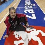 José Luis Abós, el entrenador que soñó con un #CAIZaragoza grande (http://t.co/eJXohG5yGw) http://t.co/kET7VwlJRn