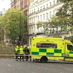 Woman killed by falling tree in Knightsbridge, London Ambulance Service says http://t.co/ifHy4dQFOn http://t.co/EtN1tpaO4O