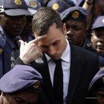 RT @uhprensagrafica: El atleta sudafricano Oscar Pistorius fue condenado a 5 años por matar a su novia. http://t.co/nUihi8O6fV