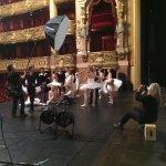 The Paris Opera House like youve never seen it before: http://t.co/u7BGp7pnnx http://t.co/8G0zF1TAJ6