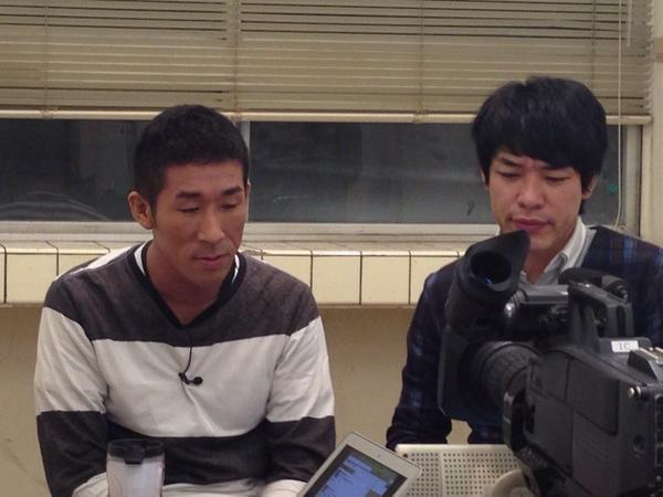 田村さんはジャニーズWESTの濱田さんに似てると言われるらしいです! http://t.co/noNVUgKuXp