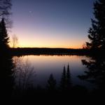 A beautiful calm morning on the north shore. #TBay #NWOntario #Ontario http://t.co/amq3BquKFa