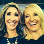 Good Day Orlando commercial break selfie... Take 2! With the gorgeous @Fox35Amy #fox35. So much fun in the am! http://t.co/ygKtVnrQqa