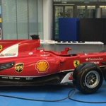 RT @RobertGordonUni: If you're on campus today then you might want to come along to RSE and check out the Ferrari #F1 racing car! #RGU http://t.co/XGbpwTKBTe