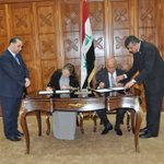 USAID and Govt of Iraq sign MOU on continuing development activities in Iraq. http://t.co/mrmU4vk2wk