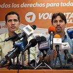(GOBIERNO FORAJIDO) Freddy Guevara: Es una obligación del gobierno liberar a Leopoldo. http://t.co/f6Q0DSC6Gd http://t.co/gj2weu9i9s
