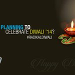 RT @Radikalway: Q10. How are you planning to celebrate this #Diwali? #RadikalDiwali http://t.co/dpNN3nGPCt