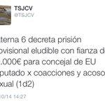 Prisión para el concejal de EU ¿Va a seguir el #tripartitoruina callado y sin romper el gobierno de #Burjassot? http://t.co/MSsKRfVgal