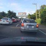 RT @radio102nueve: Reporta @lexpineda #TraficoSV casi paralizado subiendo del redondel Integración hacia La Gloria. http://t.co/s6zAOoJ8qD