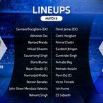 The lineups are in! Check it out... @ChennaiyinFC v @KBFCOfficial #CHEvKER #HeroISL #LetsFootball http://t.co/b9m1zLMjh8
