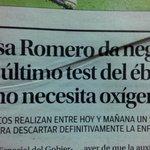 Teresa Romero supera el ébola y se convierte en X-Men #DiNOalOxígeno http://t.co/T56kgf5vkx