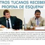 'Outros tucanos receberam propina de esquema' http://t.co/4kDzsK01m4 Detalhe: tucanos do Paraná... http://t.co/XqMqTA85AC