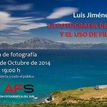 RT @elpaisjeperfcto: La fotografía de paisaje y el uso de filtros charla de @LuisJD_Foto > http://t.co/vnvGXkMNPp #fotografiadepaisaje http://t.co/m0PJPWVMdI