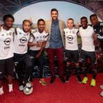 Special feeling visiting my old and great club @Feyenoord Keep going mates💪 http://t.co/rLkqKReP8J